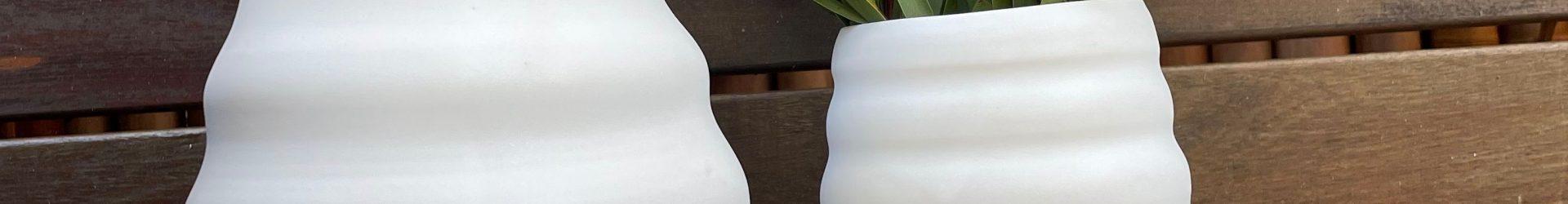 Small Soft Serve Vase